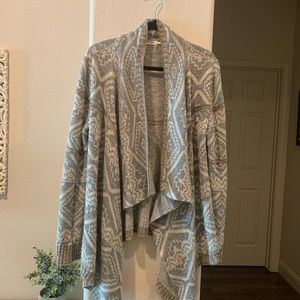 Blu Pepper Cardigan